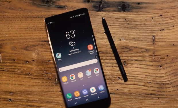 galaxy-note-8-wood-cnet-video